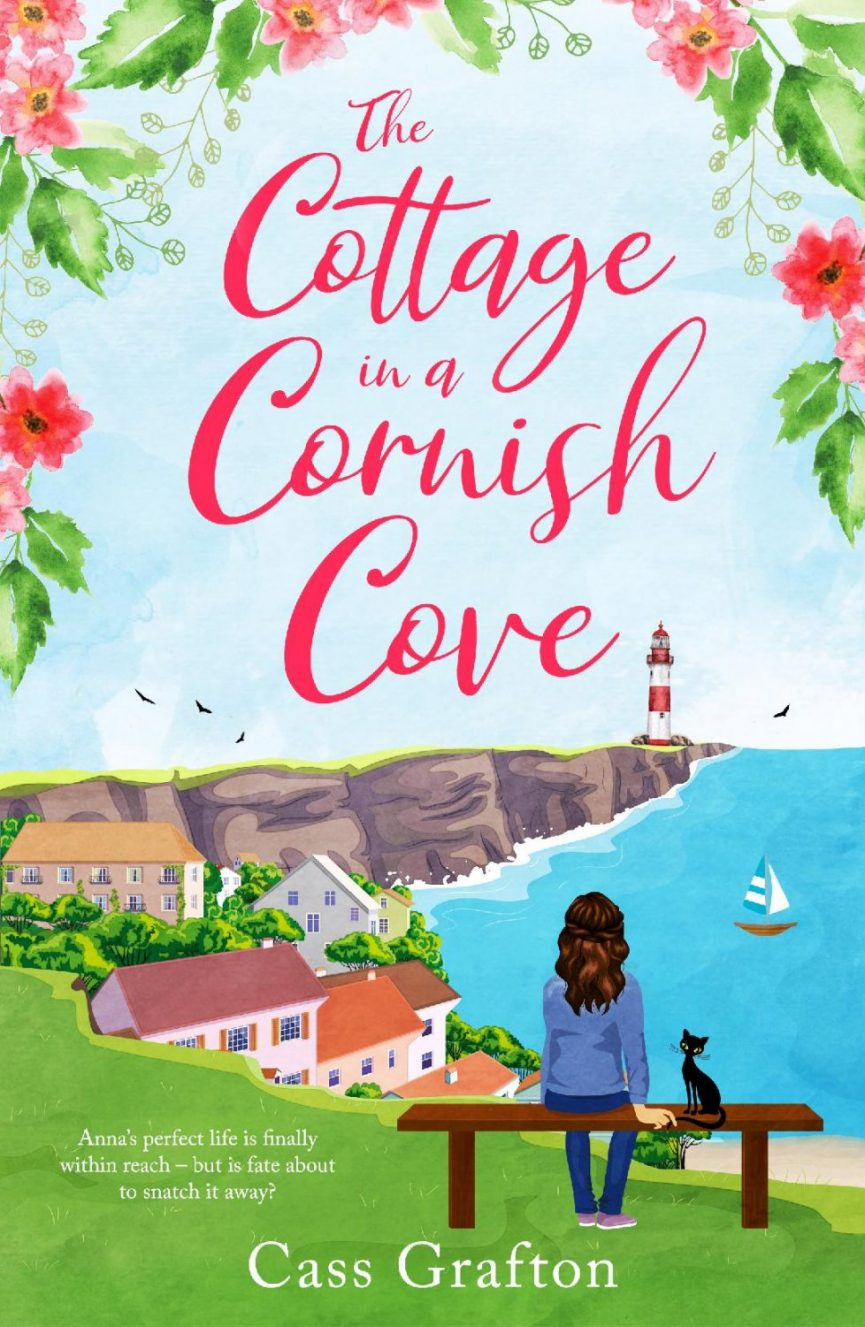 The Cottage in a Cornish Cove Front Cover