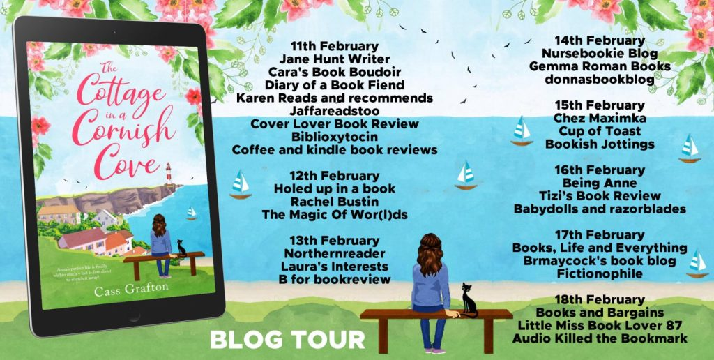 The Cottage in a Cornish Cove Full Tour Banner