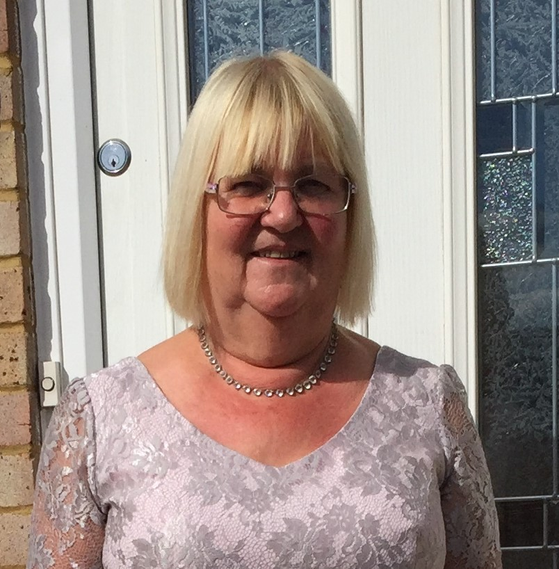 Sue Wickstead author