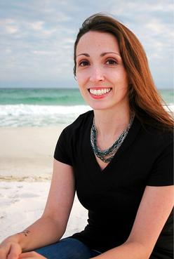 When Stars Are Bright Amber R Duell author photo