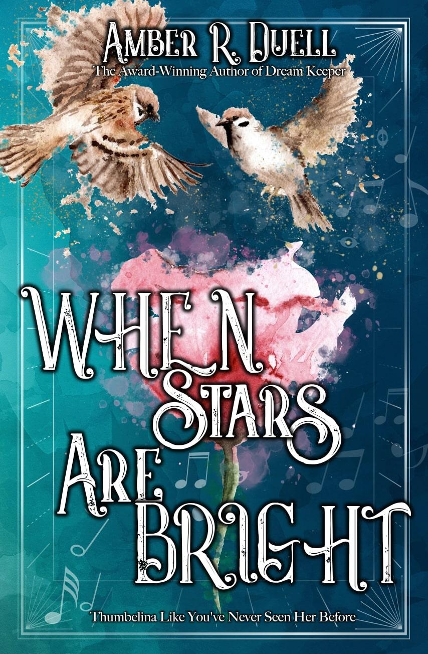 When Stars Are Bright Front Cover