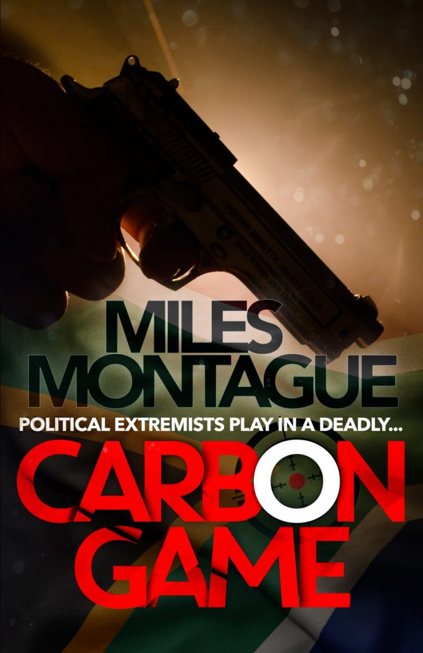 Carbon Game Miles Montague front cover