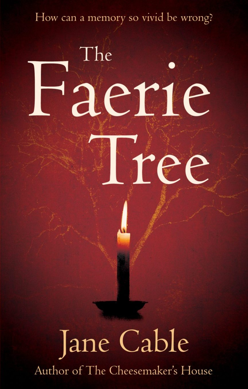 The Faerie Tree front cover