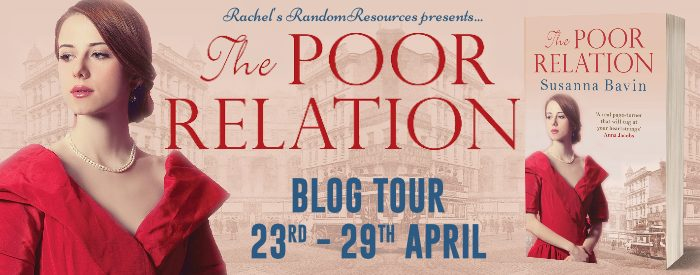 The Poor Relation tour banner