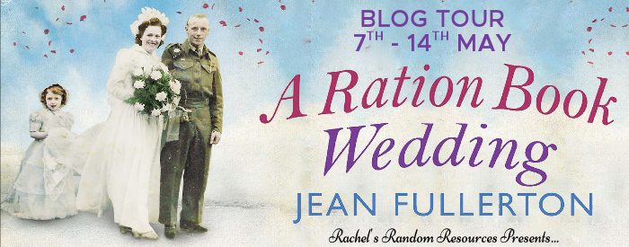 A Ration Book Wedding Blog banner