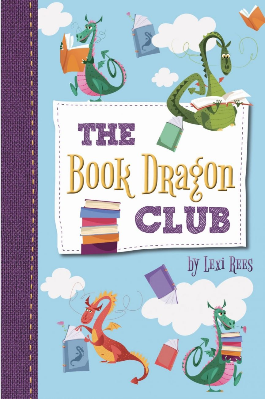 The Book Dragon front cover