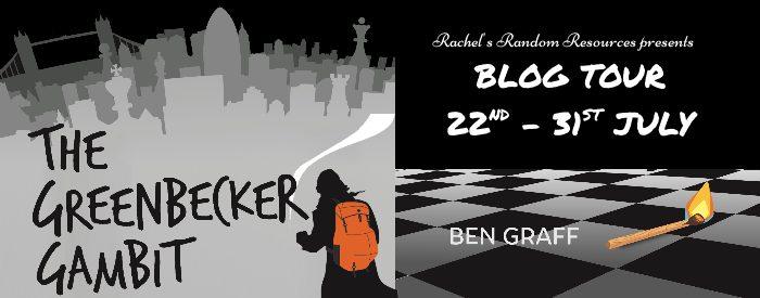 The Greenbecker Gambit blog tour