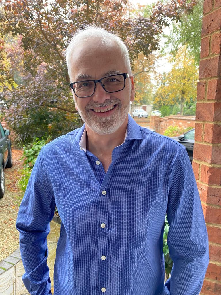 Steve Gay author photo