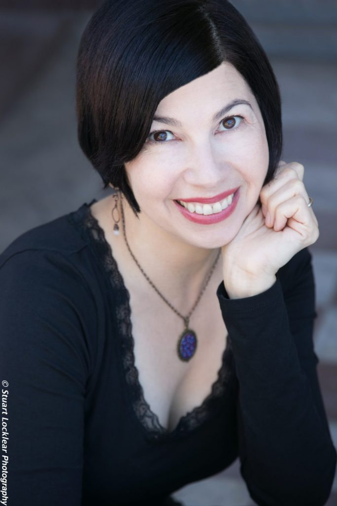 Author Pic Grace Mattioli