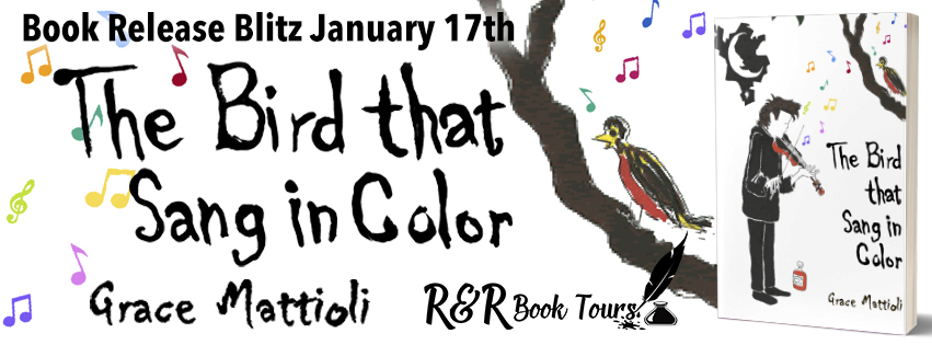 Blitz Banner The Bird That Sang in Color