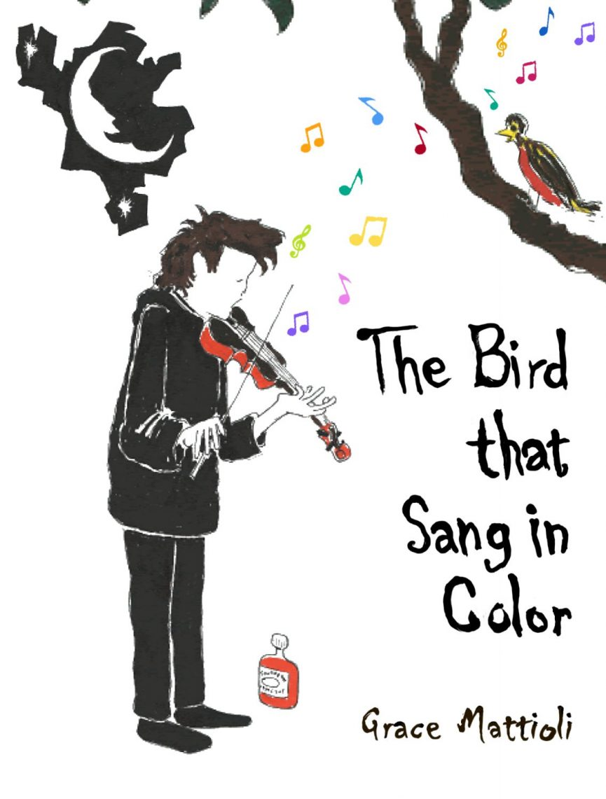 Book Cover The Bird That Sang in Color