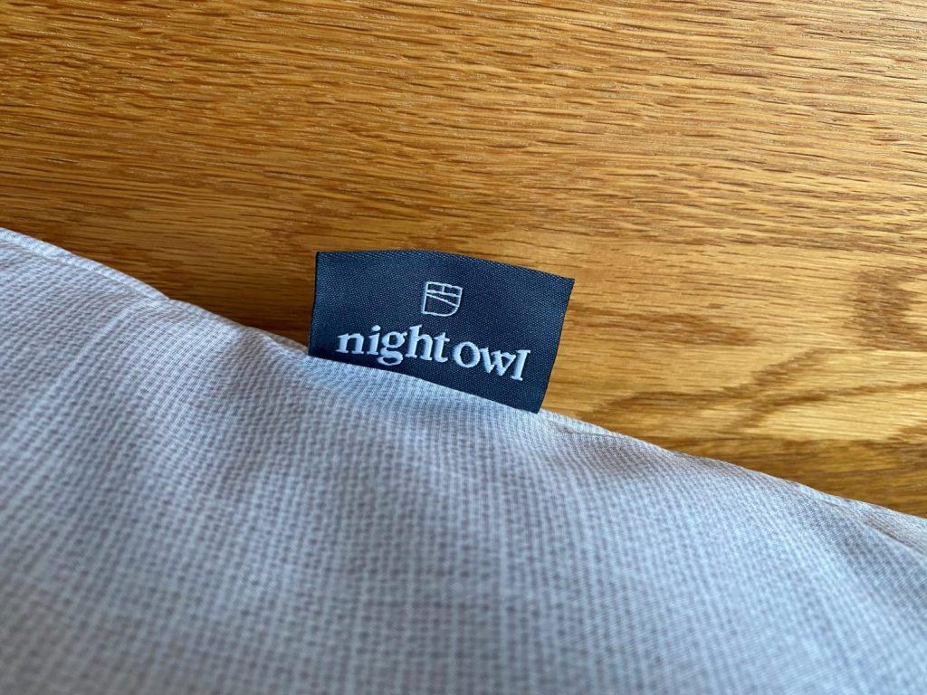 Night Owl duvet