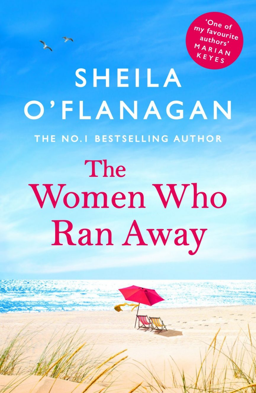 The Women Who Ran Away front cover