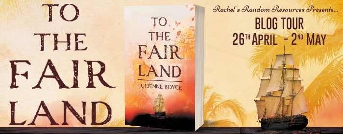 To The Fair Land blog tour April May