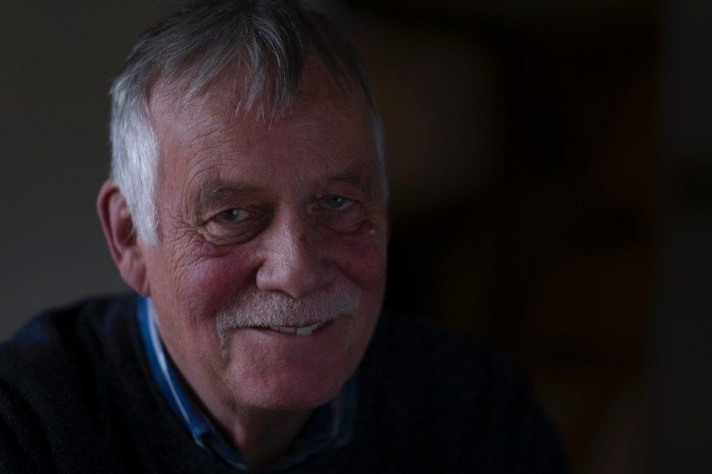 Charlie Laidlaw author