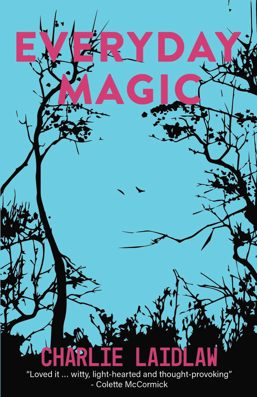 Everyday Magic front cover