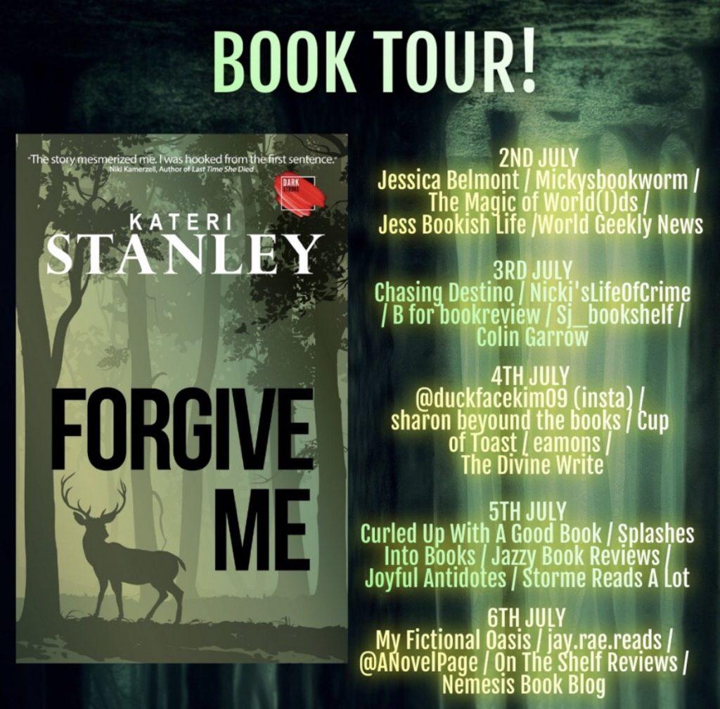 Forgive Me Full Tour Banner